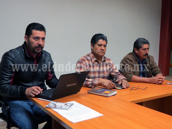 Alcalde de Jacona gestiona clínica IMSS Prospera ante delegado estatal