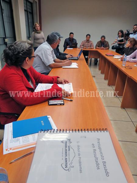 Por segunda ocasión suspenden  aprobación del  presupuesto de egresos en Jacona