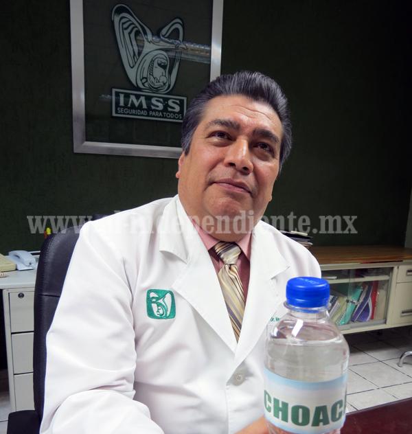 Inseguridad provoca que haya déficit de especialistas en Michoacán: IMSS