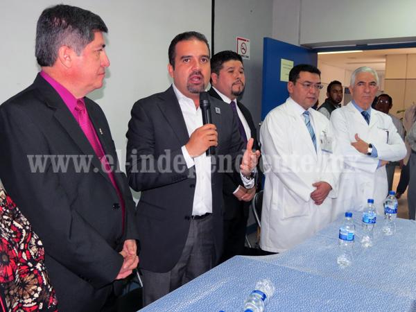 Alcalde de Ixtlán compromete gestión para  fortalecer el Hospital Regional
