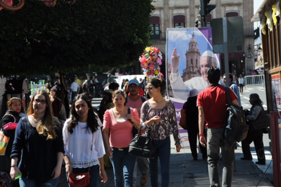 Prevé Sectur estatal ocupación hotelera del 100% en Morelia