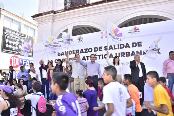 Encauzaremos a Ciudad Hidalgo por la ruta del desarrollo: Silvano Aureoles