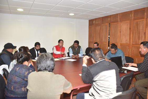 Cumple Gobierno con atención y diálogo con habitantes de Nahuatzen
