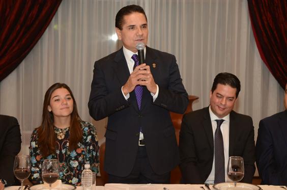 Invita Silvano Aureoles a la CIRT Michoacán a sumarse al Acuerdo por la paz, estabilidad y unidad