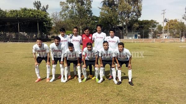 Paso Perfecto de la Selección Jacona en la Liga Intermunicipal