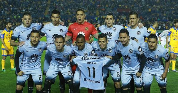 "Jesús ""Churpias"" Moreno debutó e hizo un gol con el América"