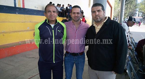 Inauguraron los XVI Juegos Deportivos Nacionales de Educación Media Superior