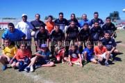 Merza ganó 3-2 al Deportivo Hidalgo en gran juego