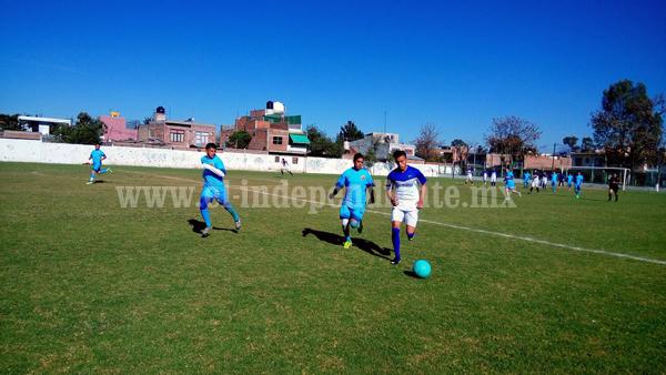 Deportivo Navarro arrebató tres puntos a Juventus 1-0