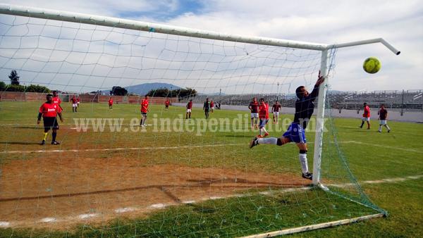 San Vicente goleó por seis a cero al Michoacán