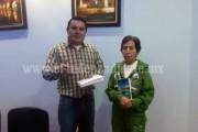 Gestiona Casa de Enlace de Toño Salas apoyos
