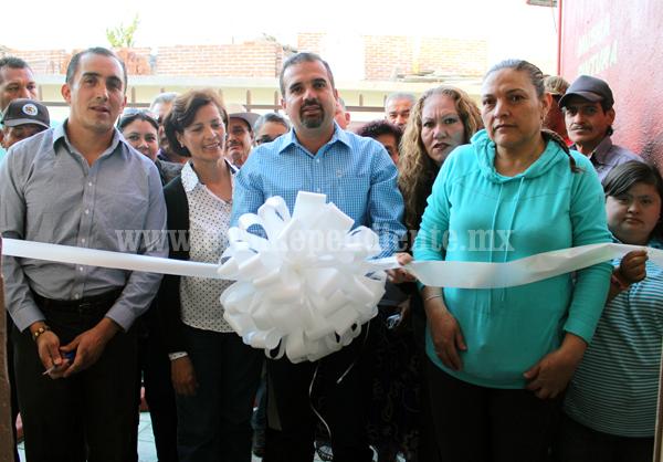 """Inauguraron la Casa de la Cultura """"Juan Rulfo"""""""