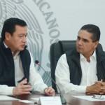 Reunión del Gabinete de Seguridad Federal en Zamora