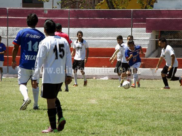 Ejidal goleó 7-1 a Leones FC