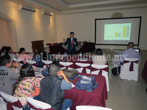 En marcha el Cuarto Congreso Estatal  de Químicos Clínicos de Michoacán