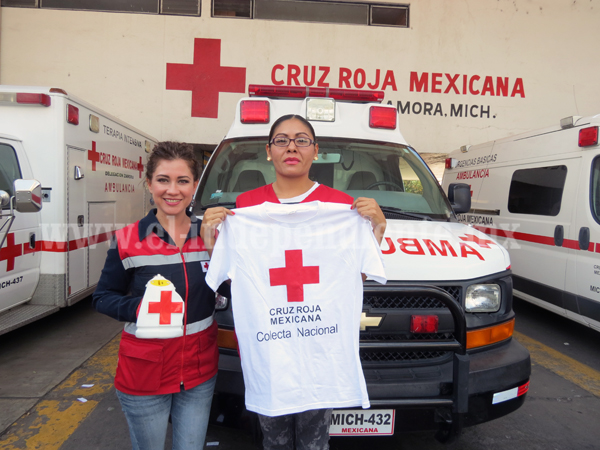Organiza Cruz Roja Zamora carrera atlética para recabar recursos