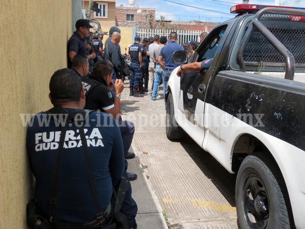 Reanudan labores elementos de Seguridad Pública de Jacona
