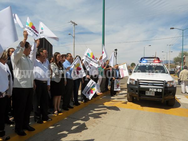 Gobernador confirmó reactivación de autopista Zamora – La Piedad