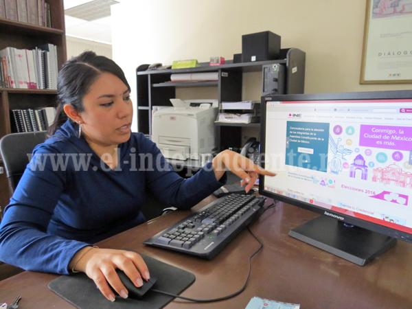 Convocó INE al Primer Concurso Nacional de Tesis  para profesionistas