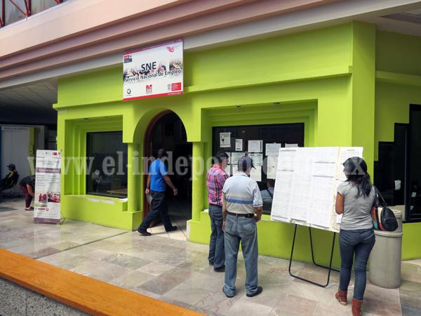 Ofrecen  250 plazas para buscadores de empleo