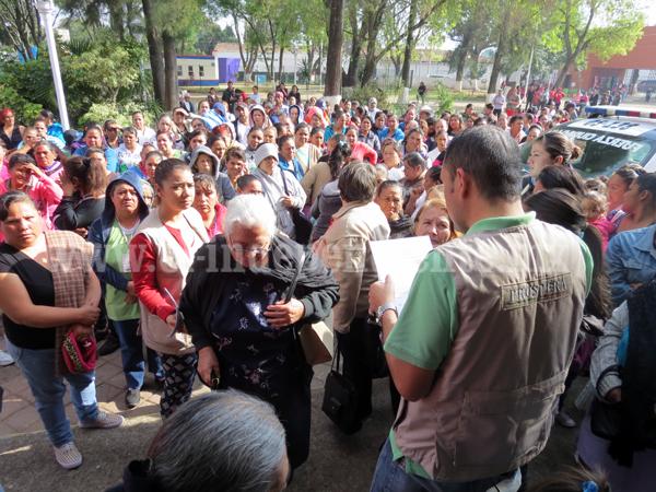 500 familias recibieron aportación económica de PROSPERA