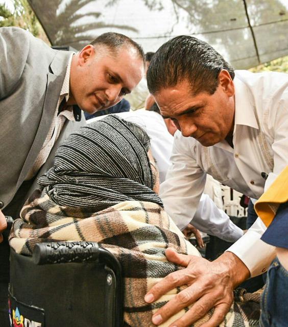 Tendrá Marcos Castellanos un Centro de Salud Ampliado: Silvano Aureoles