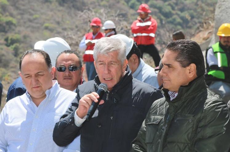 Tendrá Michoacán inversión de mil 700 millones de pesos en 2016 a través de SCT