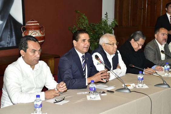 Instaló Gobernador Comité de Emergencia para atender afectaciones por tormenta invernal