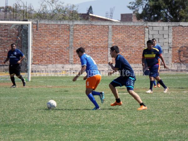 Lobos FC empató a tres goles ante Magisterio Jacona
