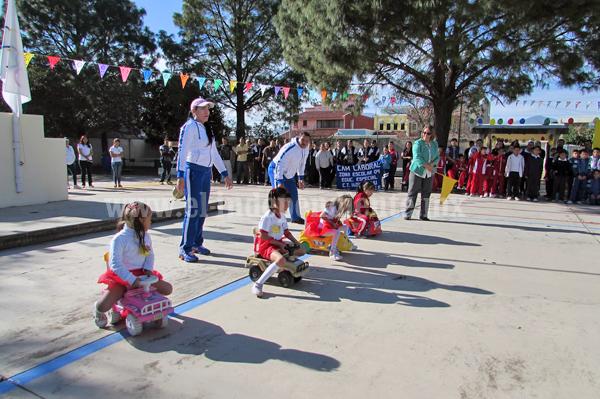 Centro de Atención Múltiple realizo sus XXXVI Mini Olimpiada