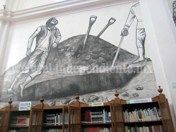 Sin solucionarse conflicto en biblioteca de Jiquilpan