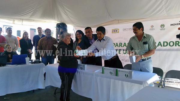 Más de 6 mil hogares de Jacona recibirán  focos ahorradores