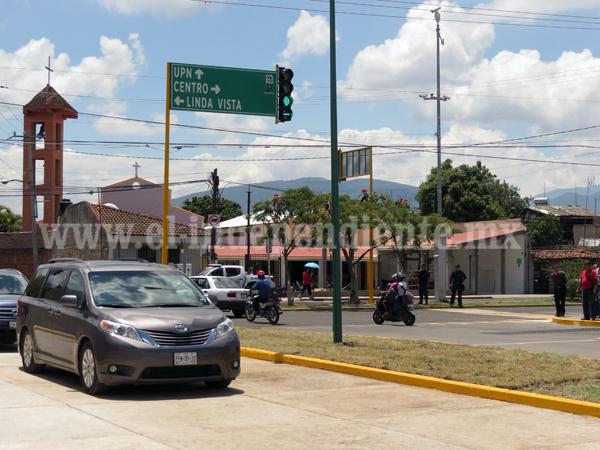 La mayoría de semáforos en zona urbana son obsoletos