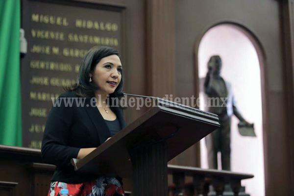 Adriana Campos presentó el proyecto de la Ley de Transparencia, Acceso a la Información Pública y Protección de Datos Personales