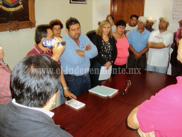 Buscan terminar proceso nuevo sindicato de Jiquilpan