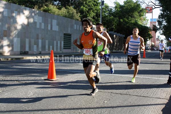 SAPA Jacona prepara la primera carrera atlética 5 kilómetros Hidratón