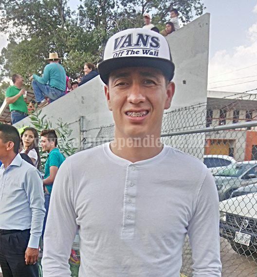 """Jesús """"Churpias"""" Moreno quiere destacar en el América"""