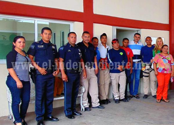Conforman comité ciudadano de Protección Civil