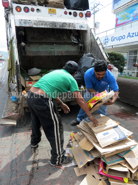 Redoblan revisiones para evitar basureros clandestinos fuera de zona urbana