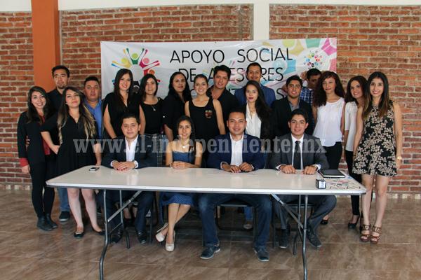 Con conformación de asociación civil buscan agilizar construcción de campus de michoacana