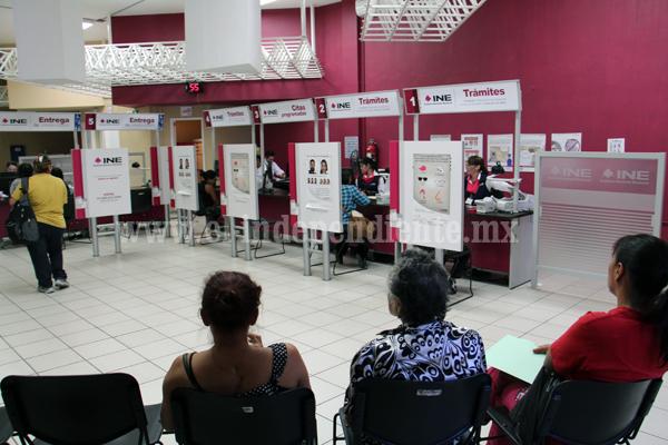 En julio iniciará INE el proceso de redistritación electoral