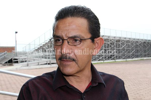 Vandalismo y robo acechan a la Unidad Deportiva Poniente