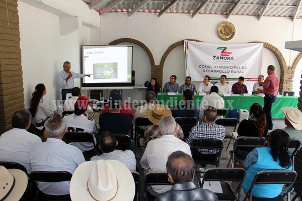 Abren ventanillas para fortalecer a productores agrícolas y ganaderos