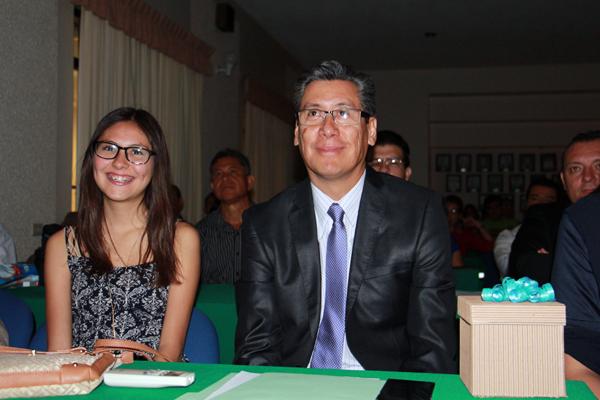 Ladrón de Guevara, nuevo presidente del Colegio Michoacano de Cirujanos Dentistas