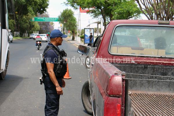 Reforzarán también medidas de seguridad pública en Jacona