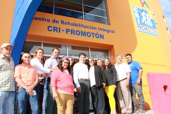 Alcalde de Jacona donará la mitad de sueldo al CRI Promotón