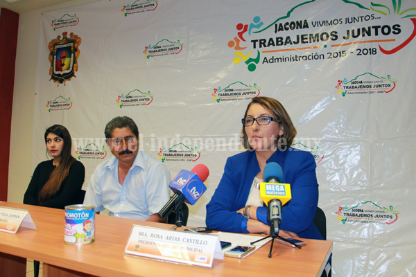DIF y ayuntamiento de Jacona sumaran esfuerzos a favor del CRI Promotón