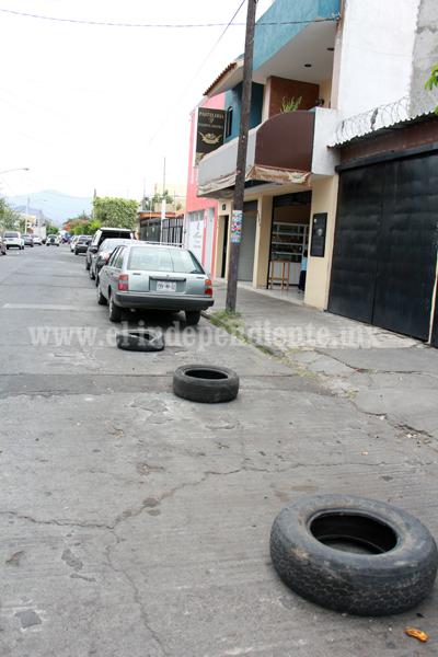 Reglamentarán  el apartado de estacionamientos de la zona urbana