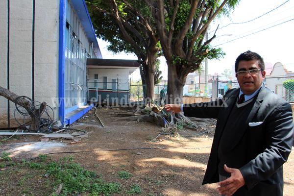 Estrenarán aula de enseñanza del centro de salud Niños Héroes