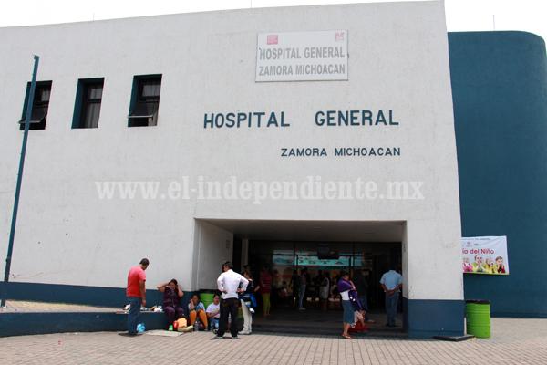 Próxima la reinauguración de quirófanos del Hospital Regional